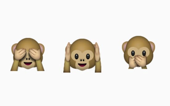 Image result for monkey emoji