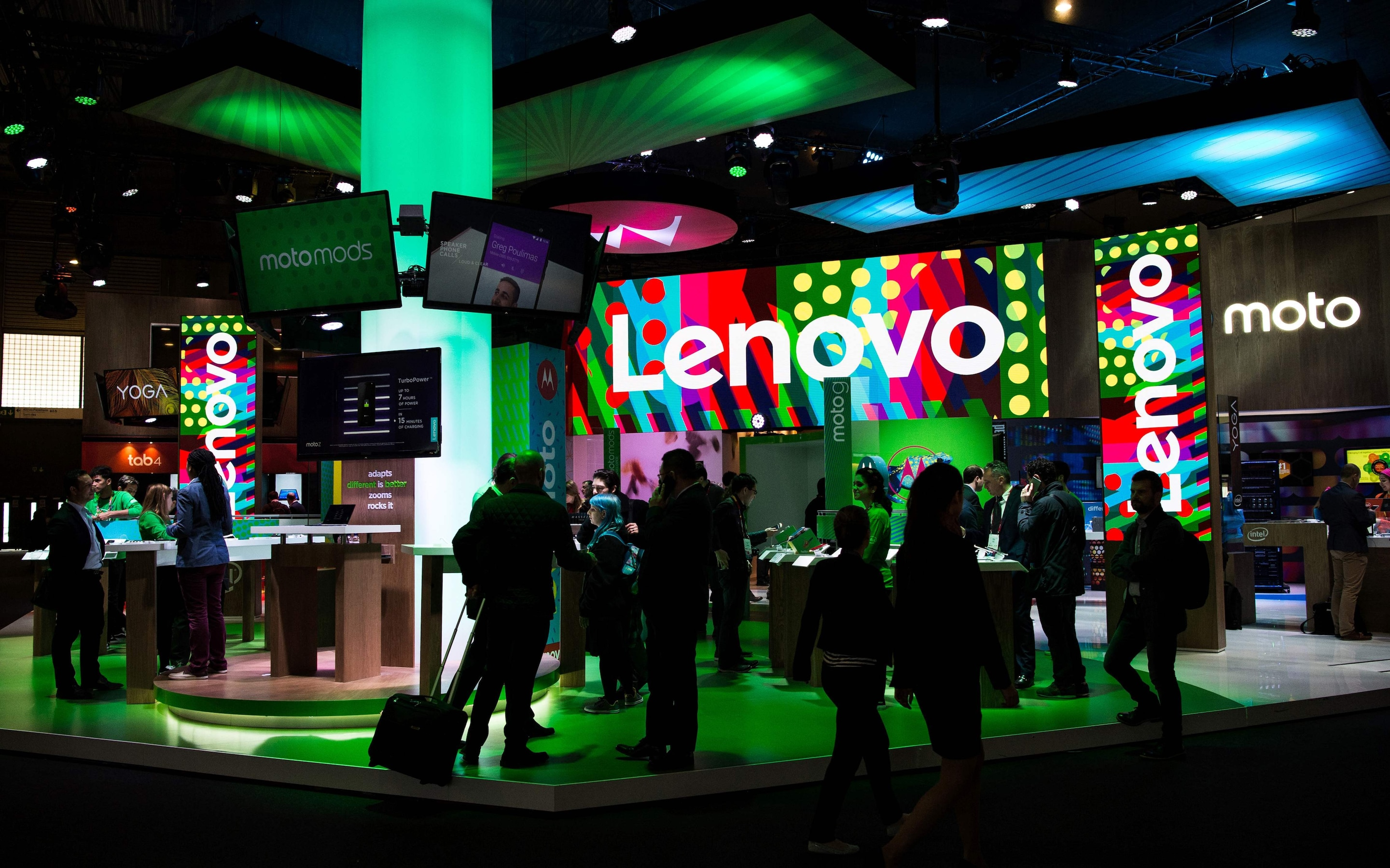 Chinese PC maker Lenovo reports growing revenues in ...