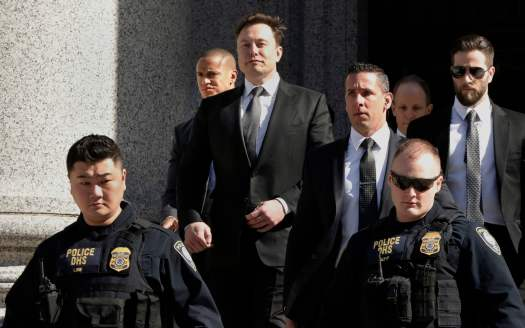 Elon Musk cedes power over Tesla as his 'old boys network ...