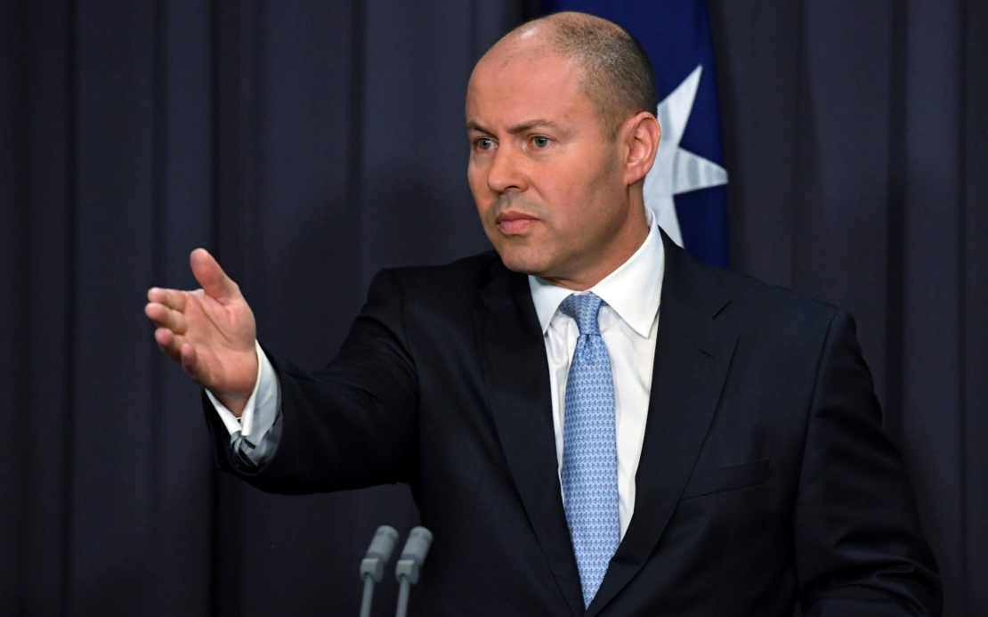 Australia's Treasurer Josh Frydenberg amended draft legislation after weekend talks with Facebook's Mark Zuckerberg and Google boss Sundar Pichai to make it clear the platforms would not be charged per news snippet or link