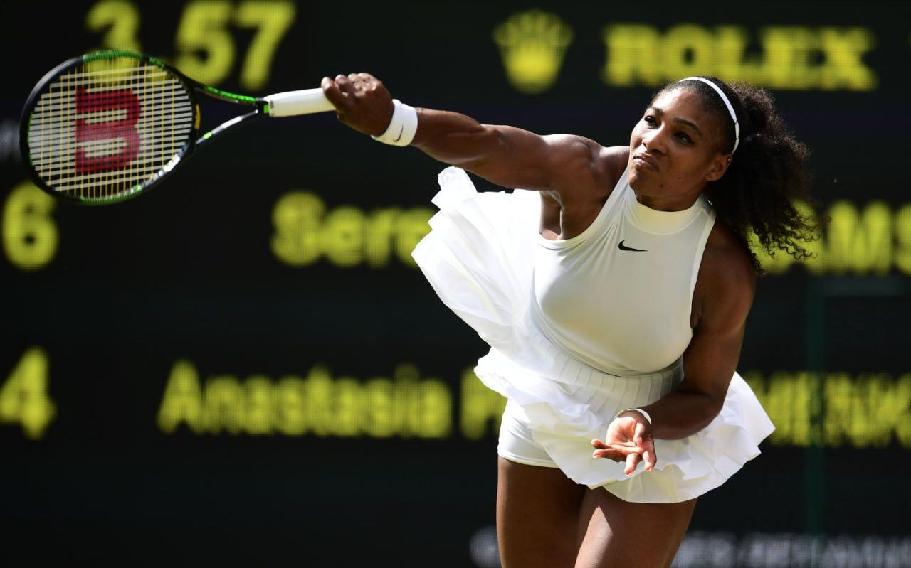 Serena Williams Serve What Makes It One Of The Greatest