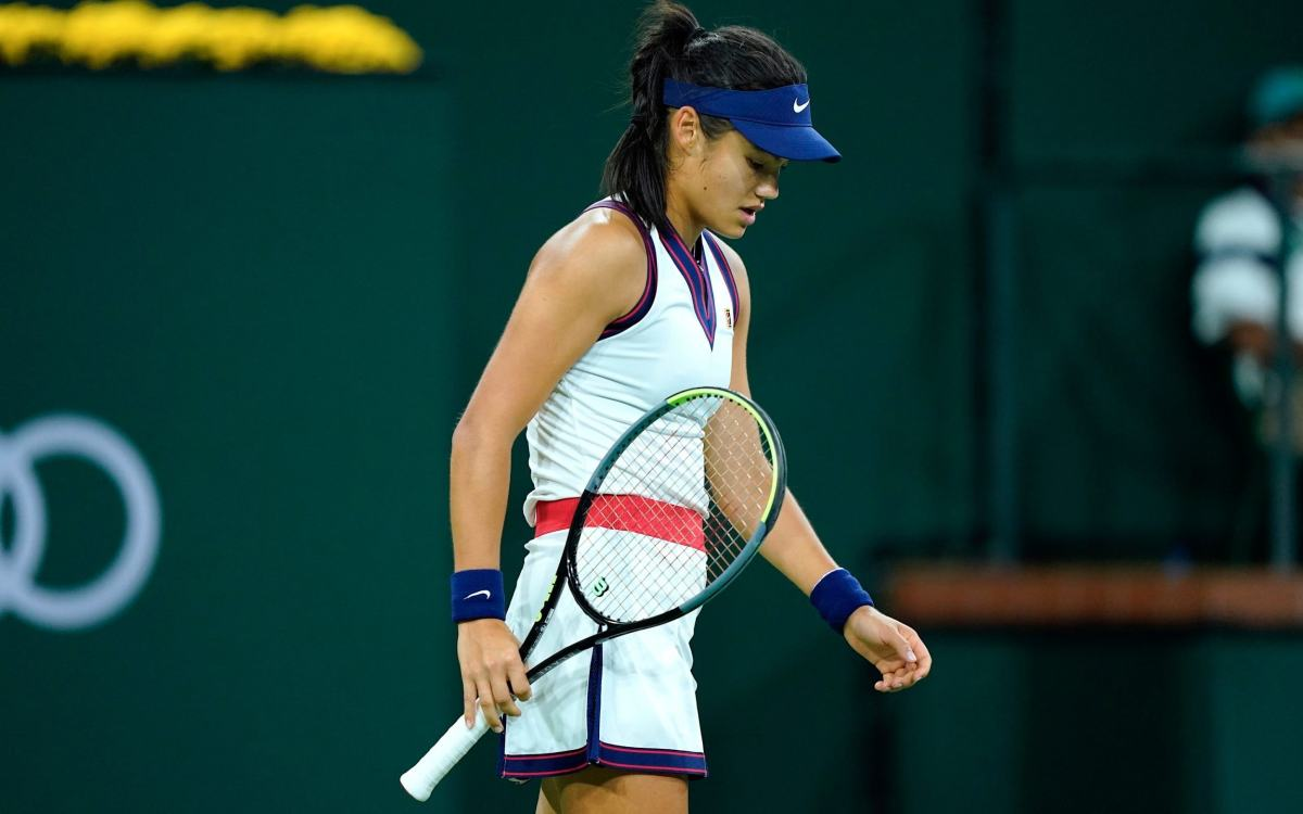 , Andy Murray: Emma Raducanu's early exit at Indian Wells was just 'a little bump' – she will bounce back, The Evepost BBC News