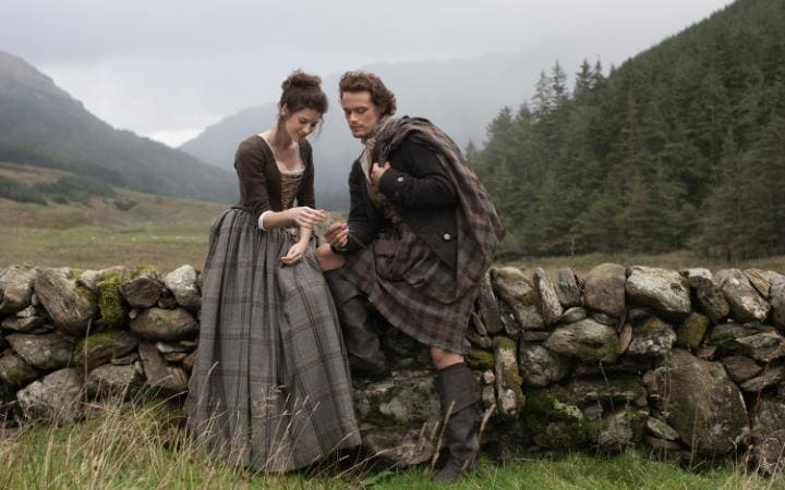 Actors and actresses from Outlander