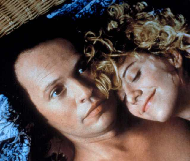Billy Crystal And Meg Ryan In When Harry Met Sally