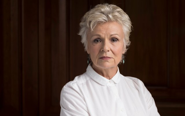 Julie Walters: 'I'd drink four pints before I went on...'