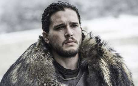 Jon Snow, l'Insigne di Game of Throes | numerosette.eu