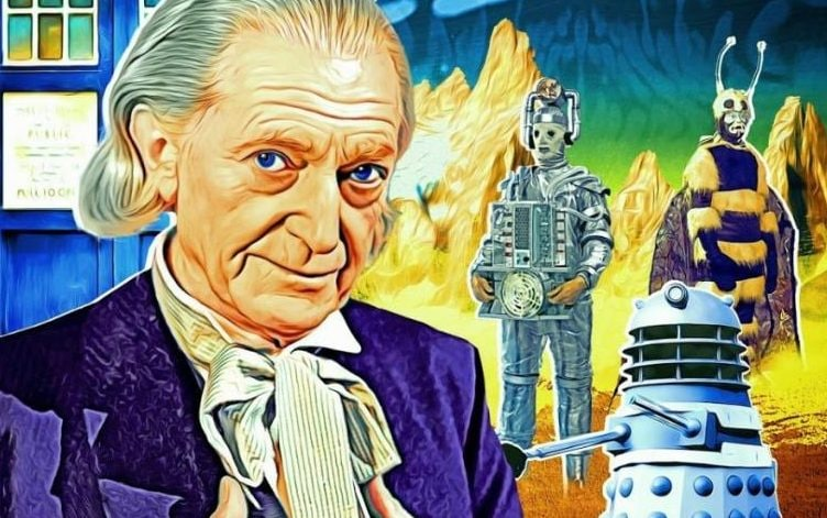 William Hartnell S First Doctor To Appear In This Year S