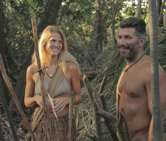 Naked And Afraid The Flesh Crawling Secrets Of Tvs Most
