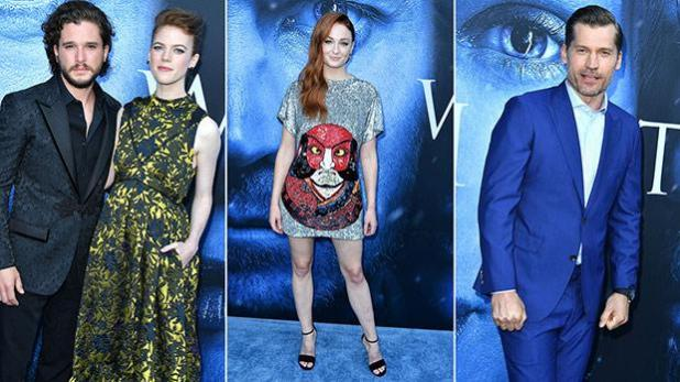 Image result for Game Of Thrones Season 7 Inside Premiere Red Carpet