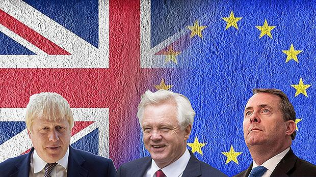 Who are the Brexit ministers?