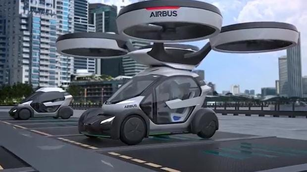 Flying Cars Is This Finally The Future Of Travel Or Just