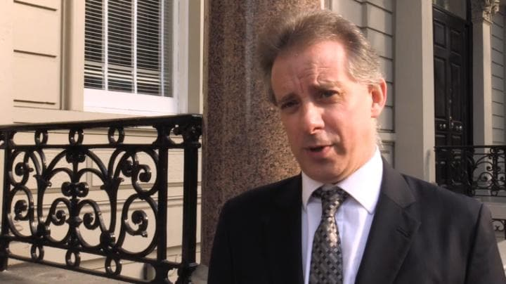Image result for images of christopher steele