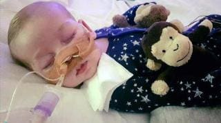 Timeline: Charlie Gard's parents' battle