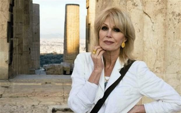 Joanna Lumley Is A Role Model Who Doesnt Eat Wait What