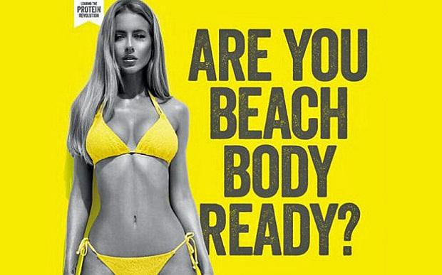 That Protein World ad