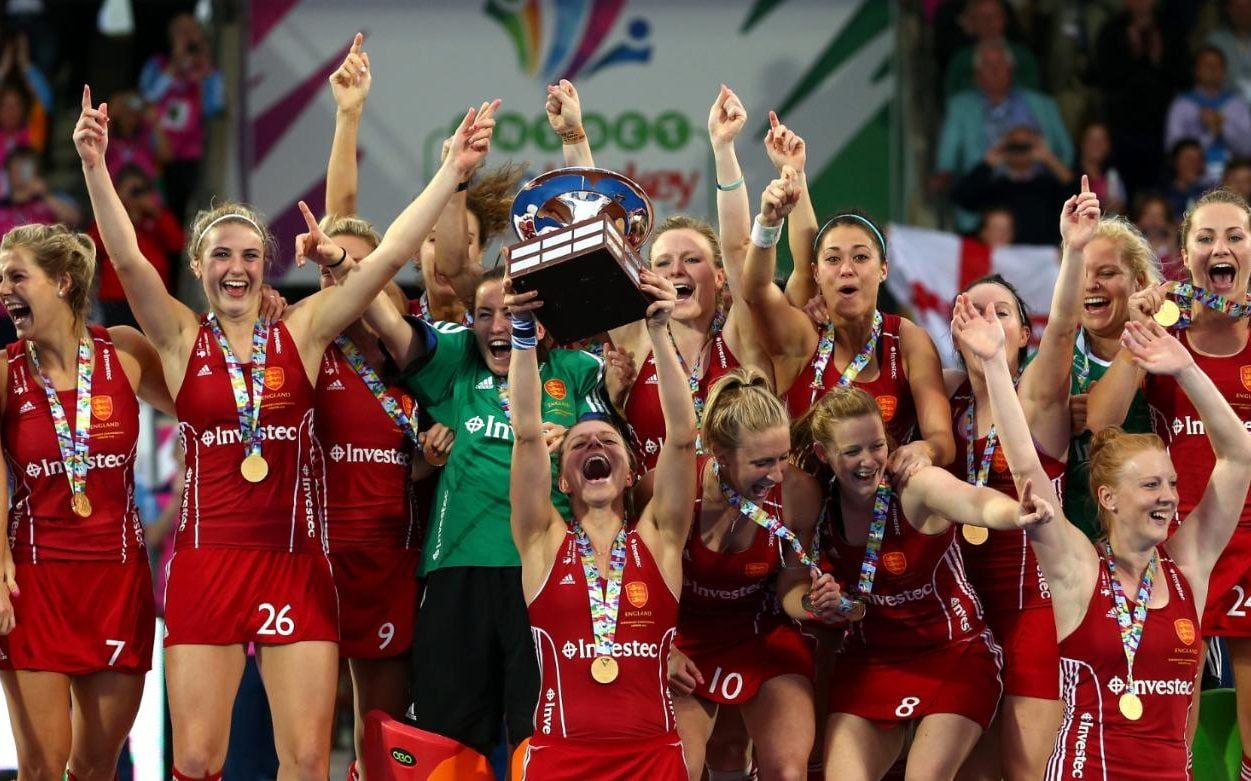 How To Win An Olympic Medal By The Team Gb Hockey Captain