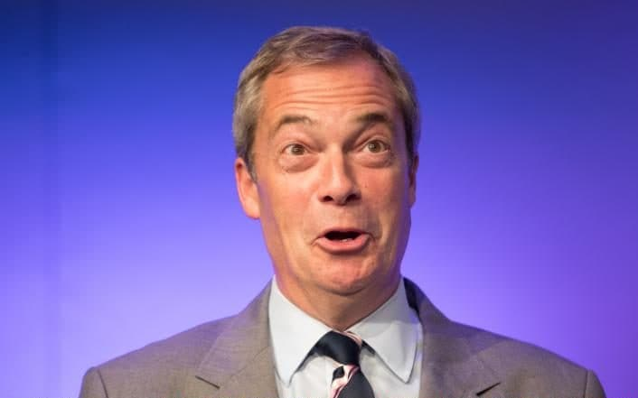 When a selection of British politicians were analysed to find out how competent their faces looked, Nigel Farage scored lowest on the competency scale