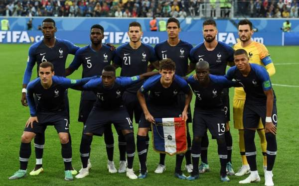 France World Cup 2018 squad guide and latest team news