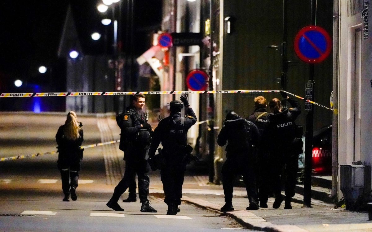 , Several people killed in bow and arrow attack in Norway, The Evepost BBC News