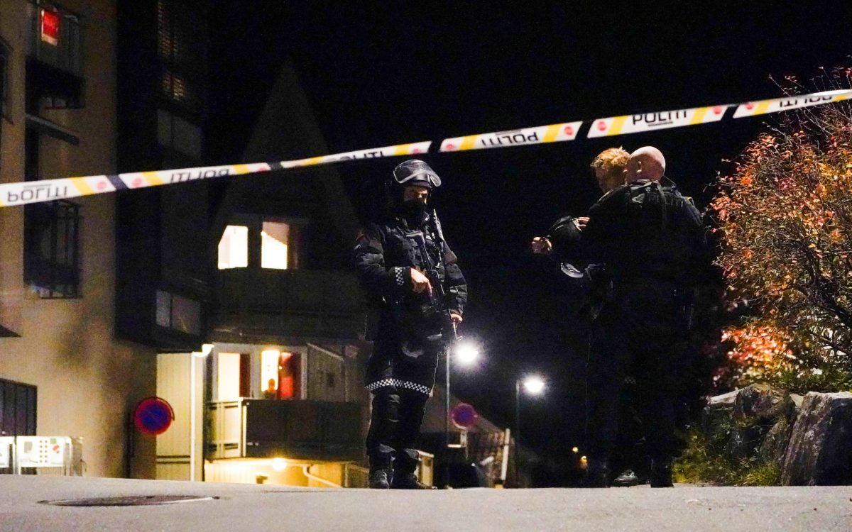 , Norway bow and arrow attack: At least five people killed in Kongsberg, The Habari News
