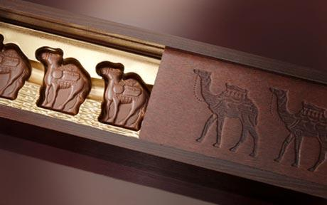 Telugu food and diet - Camel Milk Chocolate
