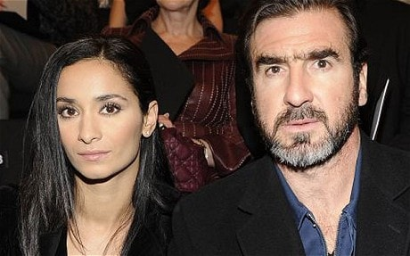 Find the perfect eric cantona stock photos and editorial news pictures from getty images. Eric Cantona Scores Own Goal As Wife Appears In Bank Advert