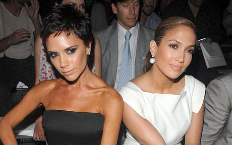 Victoria Beckham unveils her latest haircut at New York Fashion Week