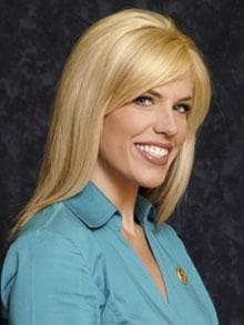 Anne Pressly, a news presenter in Little Rock, Arkansas, was found unconscious in her home