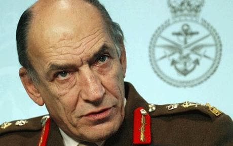 Former Army chief General Sir Mike Jackson attacks US failures in Iraq