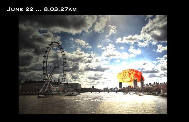 Black Jack - Explosão em Londres