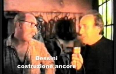 Enrico Bessini, costruzione ancore