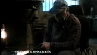 Enrico Bessini - Forgiatore di ancore