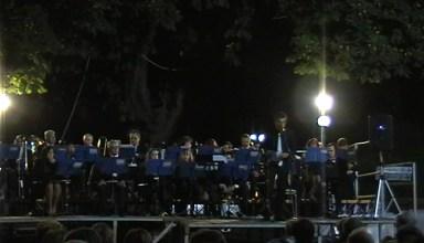 Concerto della Banda musicale Amici di Piazza Castello di Masone