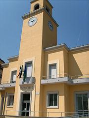 Campo Ligure, municipio - Foto di Davide Papalini