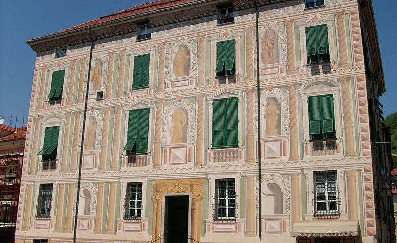 Campo Ligure, Palazzo Spinola - Foto di Davide Papalini