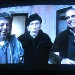 Don Gallo tra i due sindaci