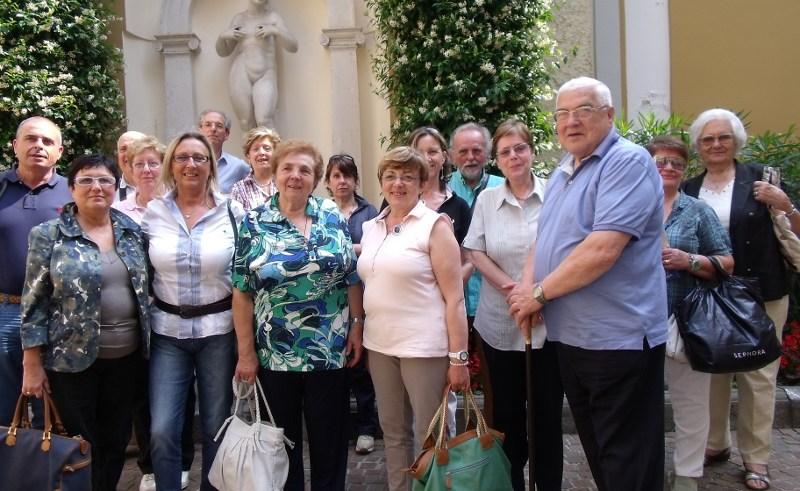 Club Artistico Masonese a Torino