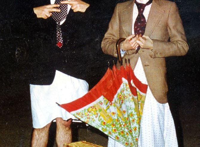 Masonesi mitici - Gianni Ottonello e Tommy Pittaluga
