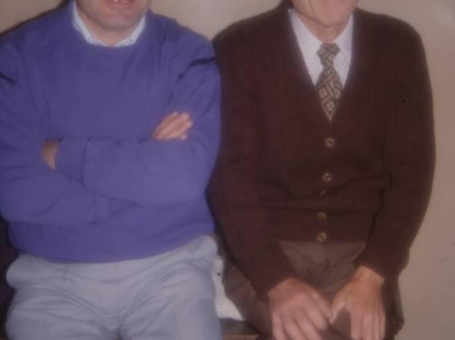 Masonesi Mitici: Piero Sta e Tavin - Foto di Gianni Ottonello