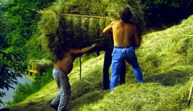 Mondo contadino della Valle Stura (Foto di Gianni Ottonello)