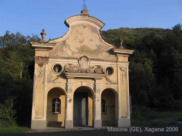 Masone, chiesa della Maddalena - Foto di Xagena