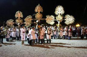 Natività di Maria SS. al Paese Vecchio - Processione con i Cristi