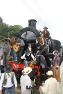 Il treno d'epoca - Foto di Tommy Pittaluga