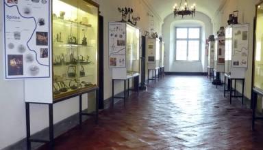 Il Museo Andrea Tubino di Masone. Sala dei lumi