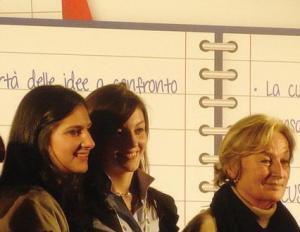 Premiazione di Alessia Ottonello