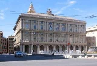Sede Regione Liguria - Piazza de Ferrari, 1 Genova
