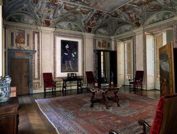 Palazzo Spinola a Genova - Salone I piano