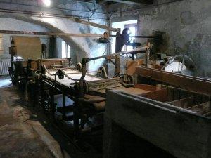 Museo della carta di Acquasanta - Foto tratta da beniculturali.altaviadeimontiliguri.t