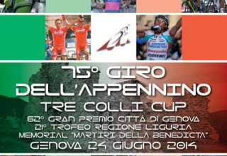 Giro dell´Appennino 2014
