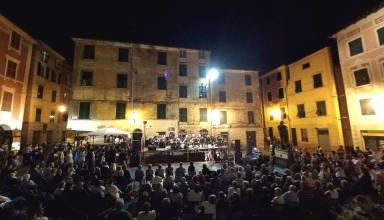 Concerto itinerante a Campo Ligure 2014
